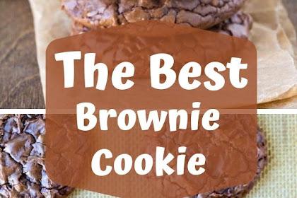 The Best Brownie Cookie