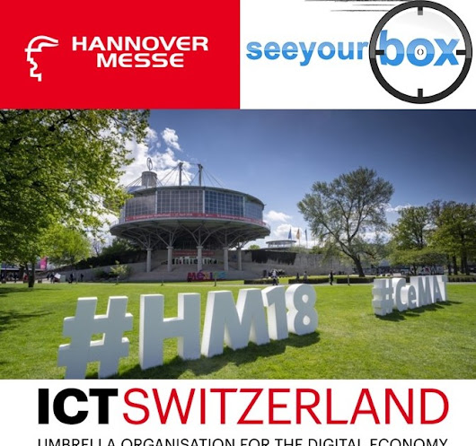 See Your Box at Hannover Messe 2018