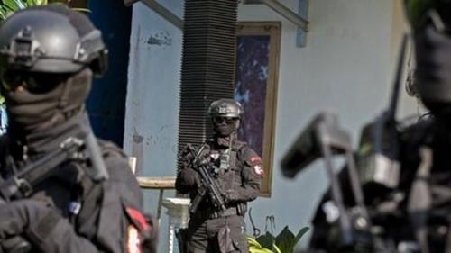 3 Terduga Teroris Diringkus Densus 88 di Bojonegoro