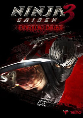 Capa do Ninja Gaiden 3: Razor's Edge