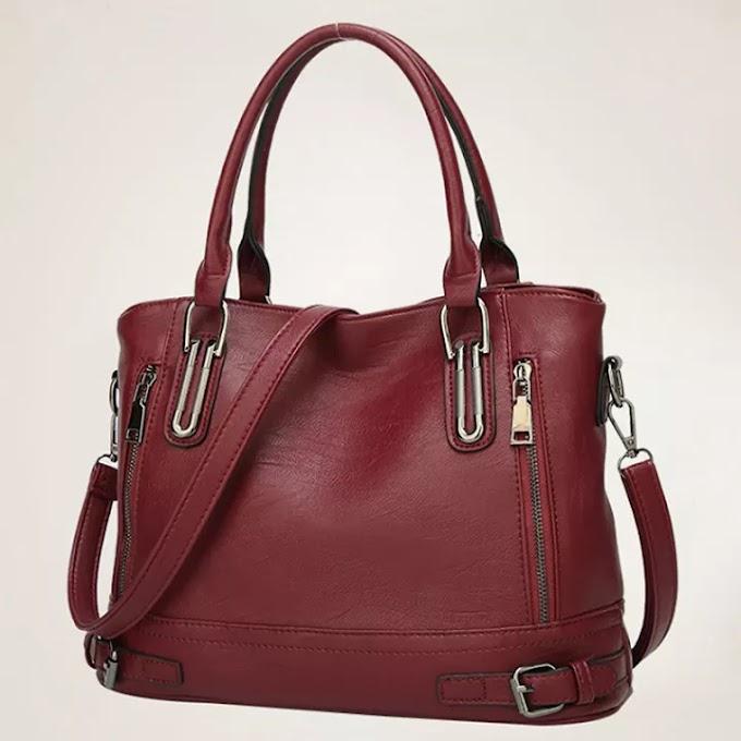 Hush Puppy 2020 New Ladies Crossbody Bag Pu Handbag Ladies Shoulder Bag.