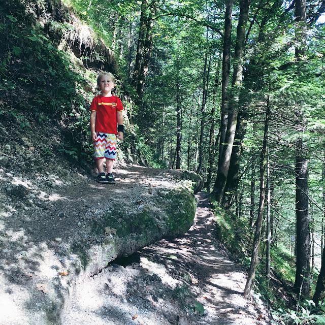 GrinseStern, Tiefenbachklamm, Tirol, Tirolliebe, Ausflugstipp