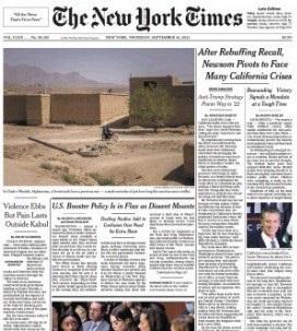 The New York Times Magazine 16 September 2021