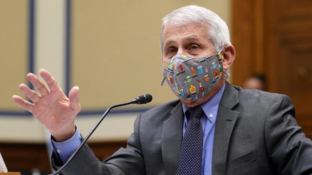 Dr. Fauci: 'Very Frustrating' To Talk About 'Infringement' Of 'Liberties' When Discussing 'Public Health'