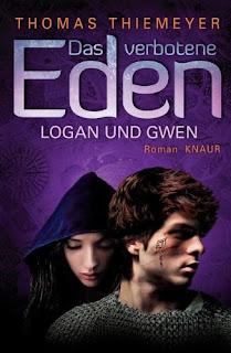 [Rezension] Das verbotene Eden 2: Logan und Gwen – Thomas Thiemeyer