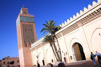 Mezquita de la Kasbah en Marrakech