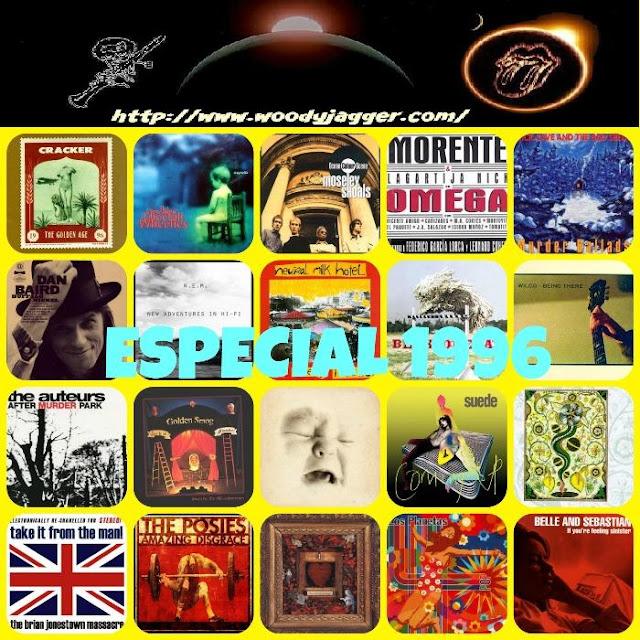 Mejores discos 1996