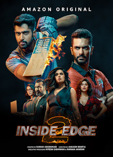 Inside Edge Season 2 Amazon Original  Hindi Web Series All Episode 720p WEB-HD || 7starhd
