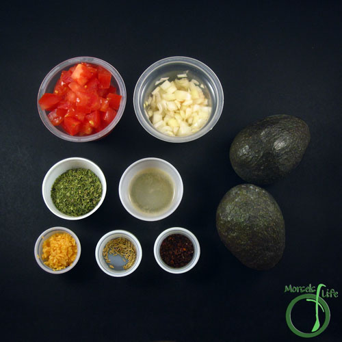 Morsels of Life - Guacamole Version 4.0 Step 1 - Gather all materials.