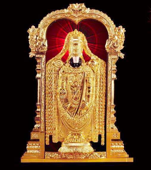 Lord Venkateswara - Kali yuga divam - The Lord Of Kaliyuga - THE
