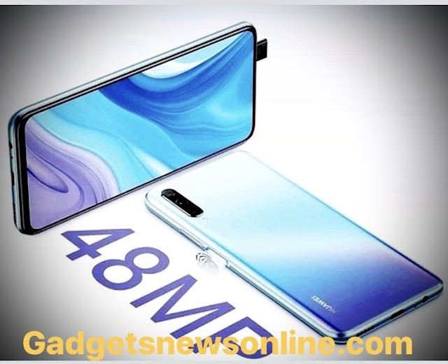 Huawei Y9s Come With Side mount Fingerprint Sensor