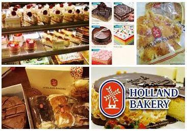 Holland Bakery Bogor