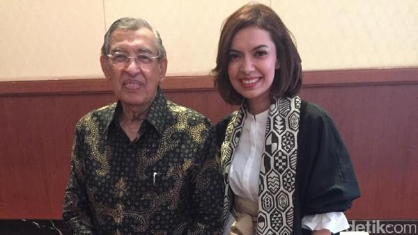 Najwa Shihab Ungkap Kondisi Terkini Quraish Shihab yang Dirawat di RS
