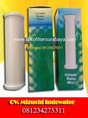 Ceramik filter portacel