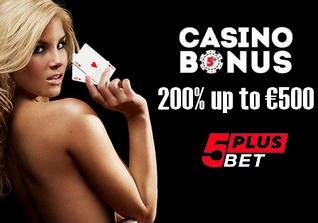 5plusbet no deposit bonus