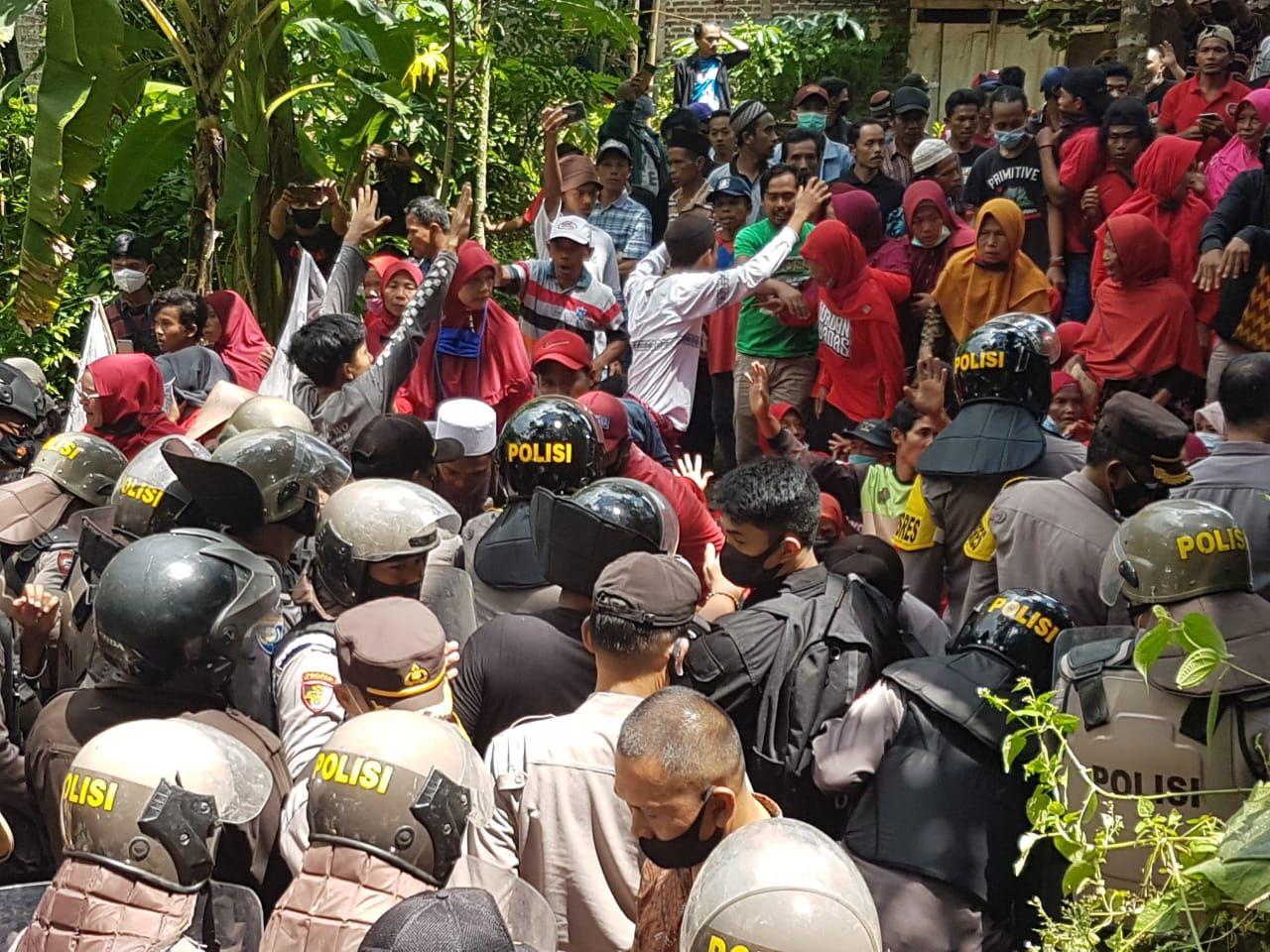 Bentrok Pemerintah dan Rakyat Soal Proyek Pembangunan Bendungan, Fraksi PKB Jateng: Ganjar Seharusnya Turun Tangan!