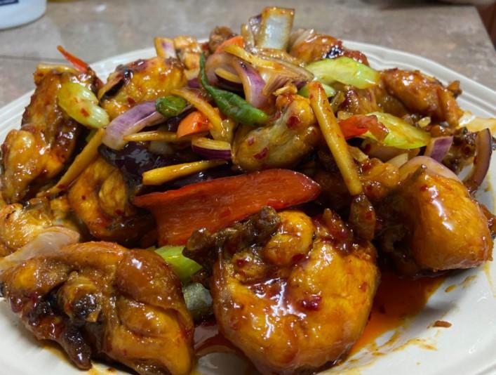 menu ayam, masakan cepat dan sedap, menu istimewa, masakan ayam
