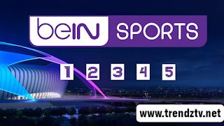 Watch beIN Sports 1 2 3 4 5 Live Stream HD