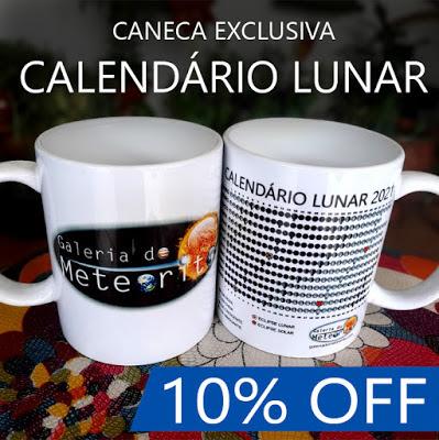 caneca calendario lunar 2021 - propaganda