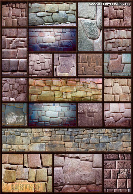 Hasonlóságok: Rejtélyes építmények