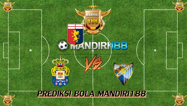 AGEN BOLA - Prediksi Las Palmas vs Malaga 6 Februari 2018