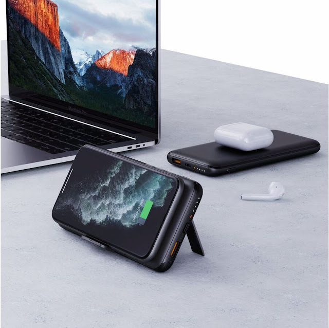 Enjoy Your Charging Moments with AUKEY