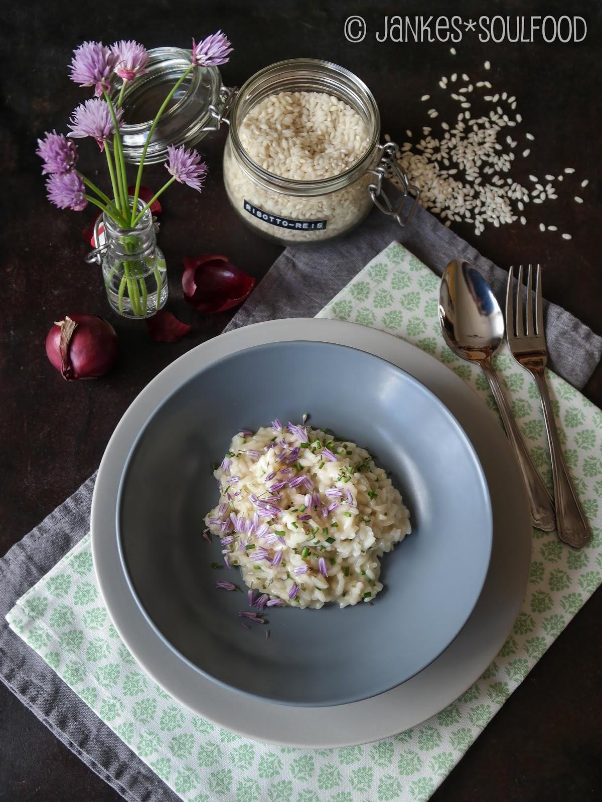 Rezepte mit Schnittlauchblüten