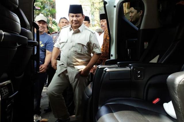 Tim Jokowi Sebut Prabowo yang Mengkhianati Sumpah Prajurit