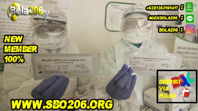 Kasus Virus Corona Indonesia Bertambah