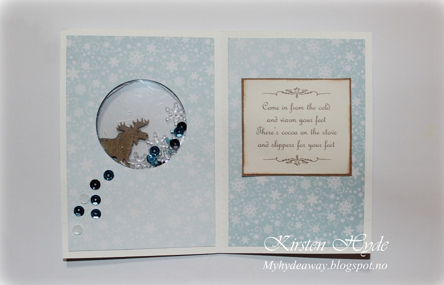 Christmas Card Boarders Hobby Craft