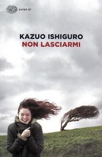 copertina non lasciarmi kazuo ishiguro