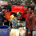 Dampak Kekeringan BKKT Cibarusah Jaya Bersama BPBD Kab Bekasi Kirim Air Bersih