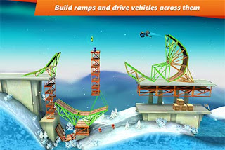 Bridge Constructor Stunts Mod Apk3