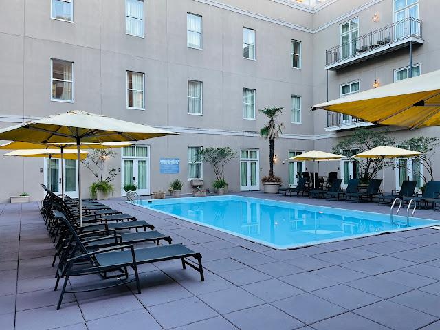 Hyatt Centric French Quarter New Orleans Pool