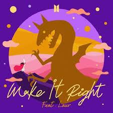 Make It Right (Remix) Lyrics - BTS