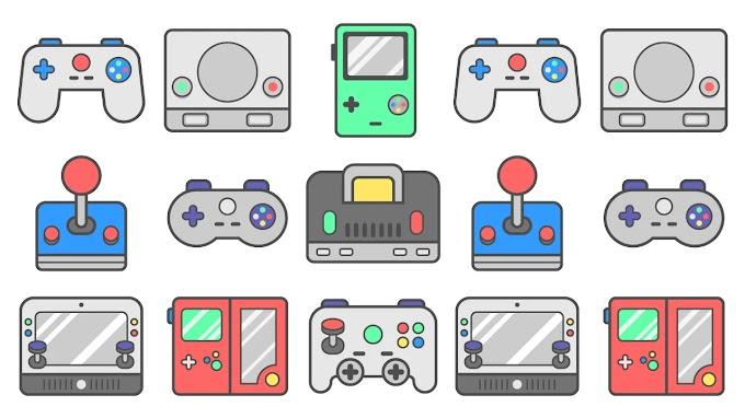 Emulador 20 em 1 com jogos pré instalados para celular