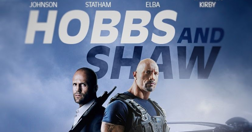 Fast and Furious Presents Hobbs and Shaw 2019 Movie Dual