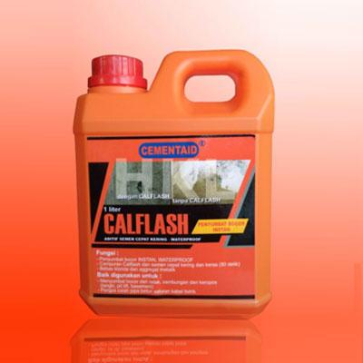 Calflash untuk beton cepat kering