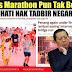 Kerajaan DAP P.Pinang Beri Coklat Luput Tarikh Kepada Peserta Marathon Antara Bangsa