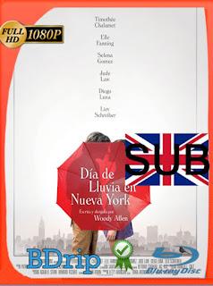 Un Día Lluvioso en Nueva York (2019) BDRip [1080p] Subtitulado [Google Drive] Panchirulo