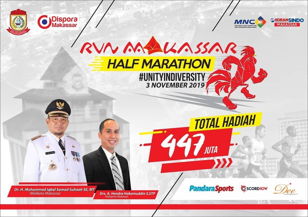 Run Makassar • 2019