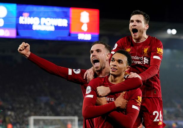 Rio Ferdinand admits he fears period of dominance from 'phenomenal' Liverpool