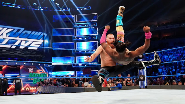 Download WWE SmackDown Live 9th July 2019 Full Episode HD 360p | MoviesBaba