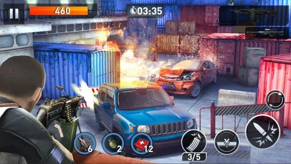 لعبة SWAT
