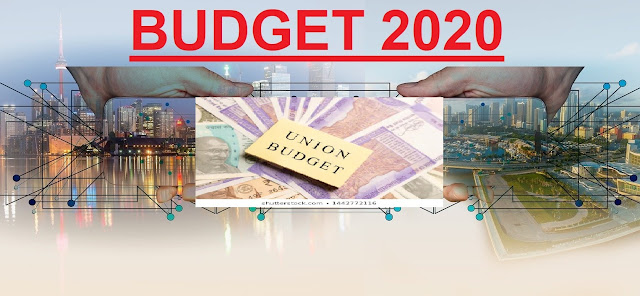 budget 2020 gk today job alert