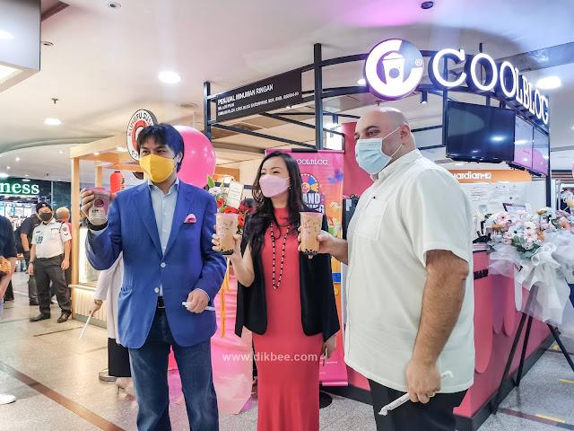 Coolblog Cawangan Ke-263 Dibuka Di Ampang Point Shopping Centre