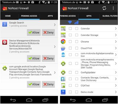 Cara Mengatasi Android Sering Download Sendiri dan Penyebabnya dengan No Root Firewall