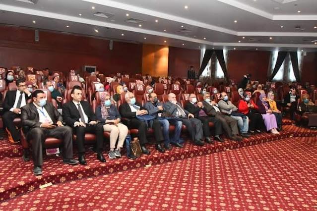 إفتتاح المؤتمر الحادي عشر لطب الأطفال بالبحيرة