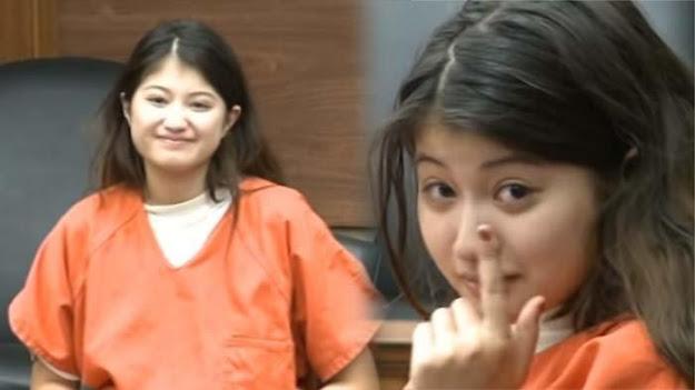 Ini 7 Fakta Isabella Guzman Gadis 18 Tahun yang Tikam Ibunya 151 Kali