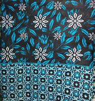 Kain Batik Prima 5148 Biru-Htm